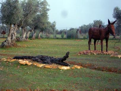 Parque de esculturas Bravo por el Reciclaje
