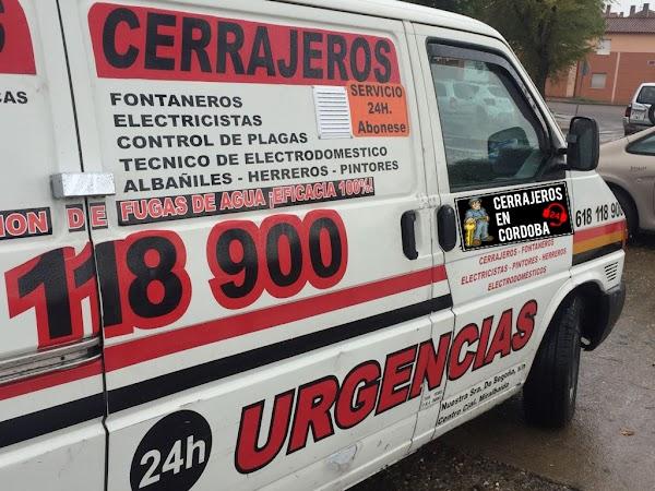 Cerrajeros Córdoba  24 Horas - Urgentes