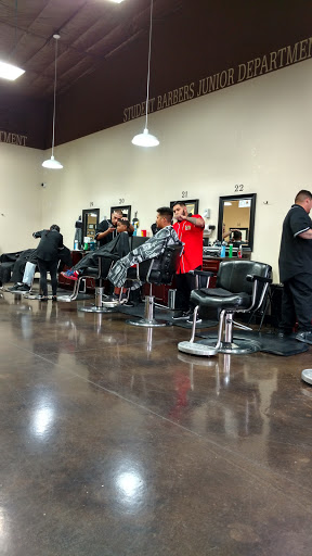 Alamo City Barber College, 8910 Bandera Rd, San Antonio, TX 78250, Barber School