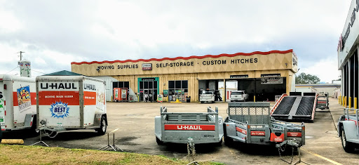 RV Storage Facility «U-Haul Moving & Storage at I-10 and College», reviews and photos