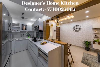 Designers Home Kitchen Modular Furniture Renovate InteriorMira-Bhayandar