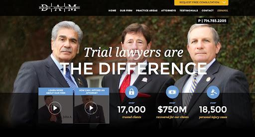 Personal Injury Attorney «DiMarco | Araujo | Montevideo», reviews and photos