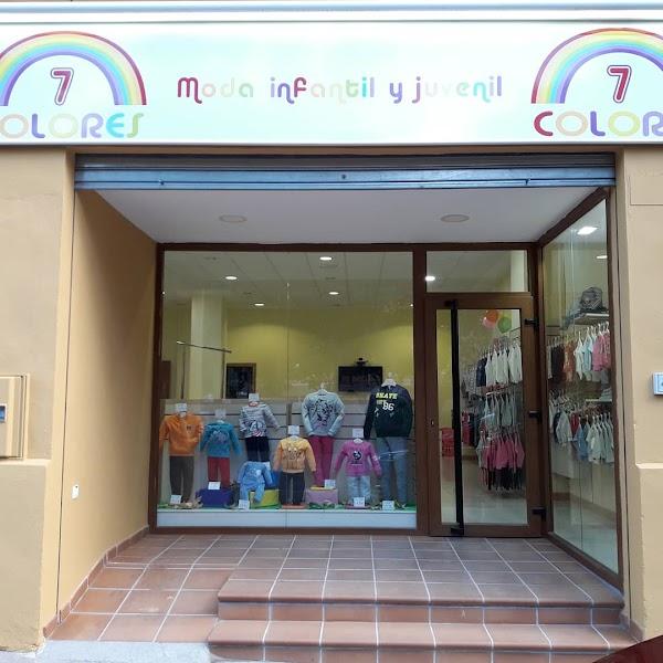 7 Colores Teruel Nueva apertura