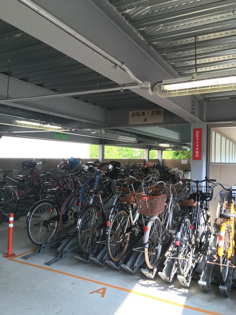 阪急西宮北口南西 第1自転車駐輪場