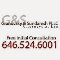 Granovsky & Sundaresh PLLC, 48 Wall St, New York, NY 10005, Employment Attorney
