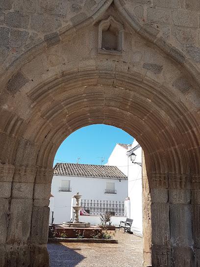 Portada Del Convento De Las Clarisas