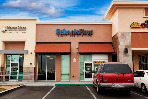 SchoolsFirst Federal Credit Union - Victorville, 13605 Bear Valley Rd #102, Victorville, CA 92392, Credit Union