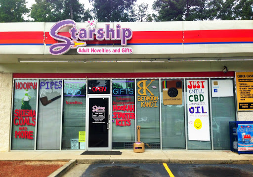 Starship novelty store, best teen christmas presents