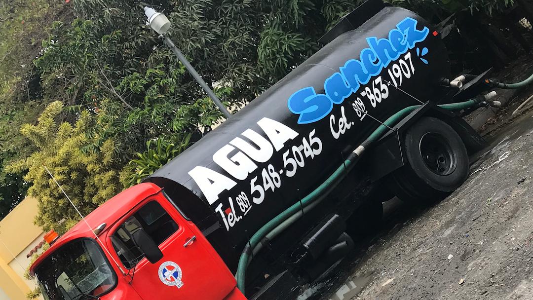 Camiones de Agua tanquero