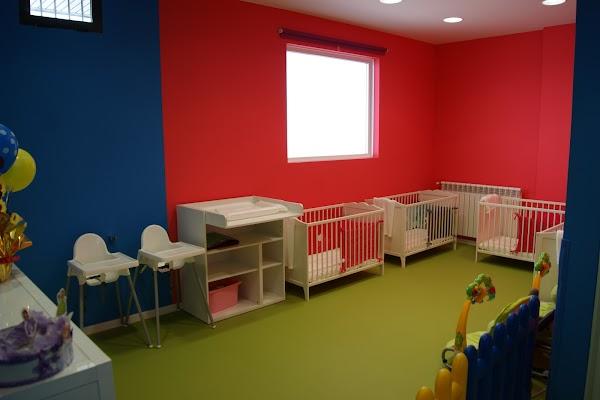Centro Infantil Pequeños Pitufines