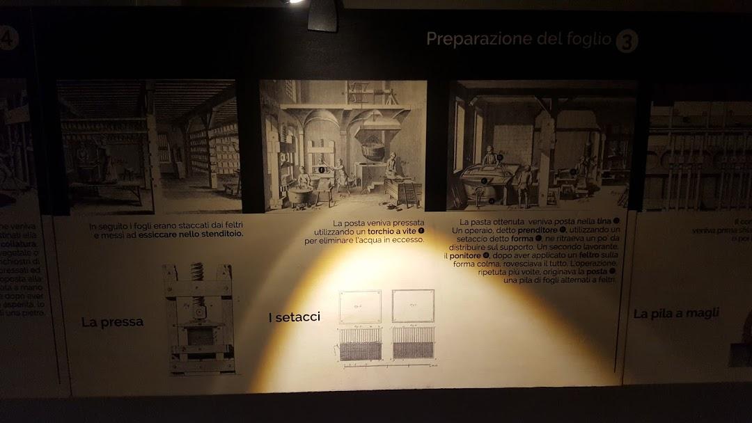 MACS - Museo delle Attività Cartarie e della Stampa