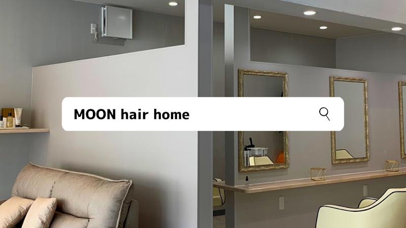 MOON hair home