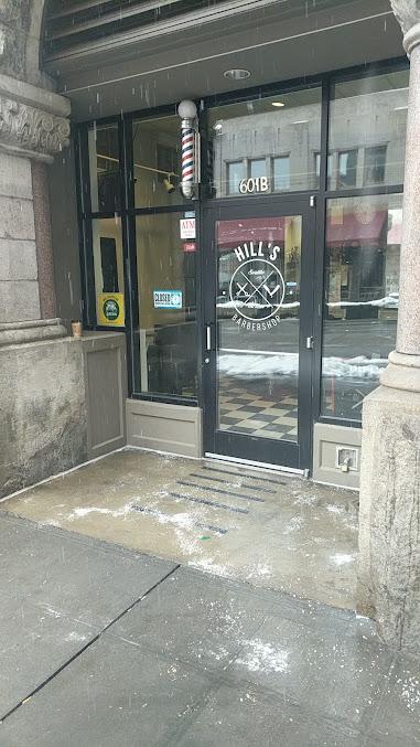 Hill's Barber Shop
