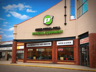 Exercise Equipment Store «Push Pedal Pull», reviews and photos, 4501 15th Ave S #106, Fargo, ND 58103, USA