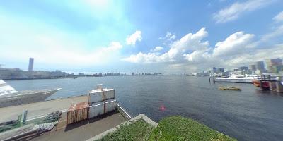 Japan, 〒105-0022 Tōkyō-to, Minato-ku, Kaigan, 1 Chome−16−3 竹芝小型船ターミナル
