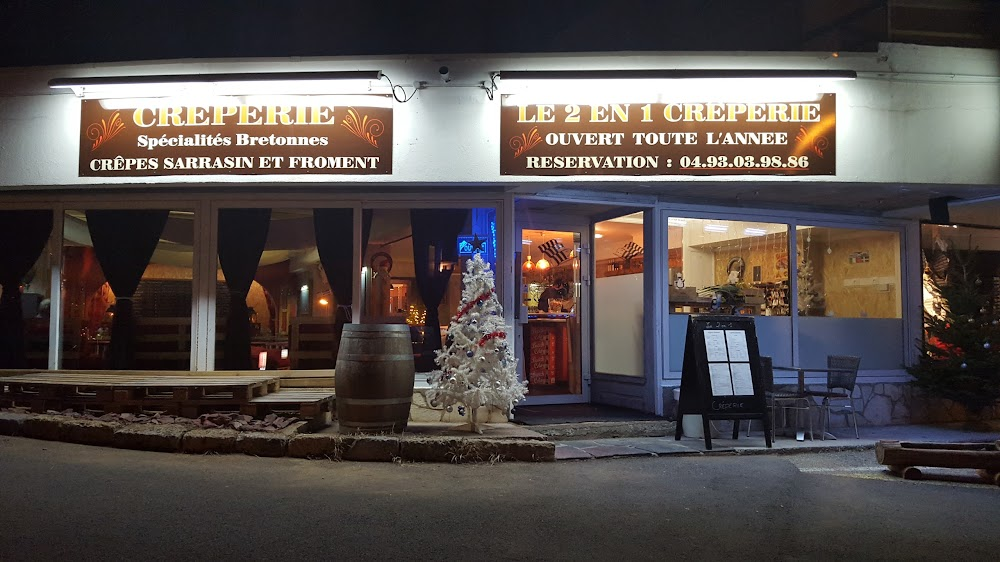 photo du resaurant Le 2 en 1 Creperie Bretonne