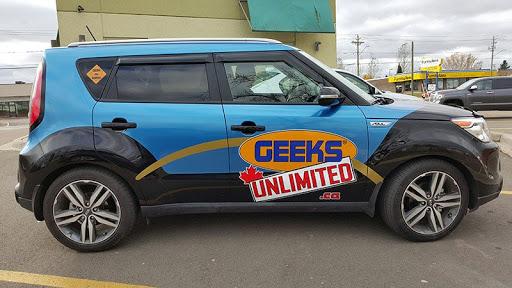 Réparation électronique GEEKS UNLIMITED™ à Moncton (NB) | LiveWay