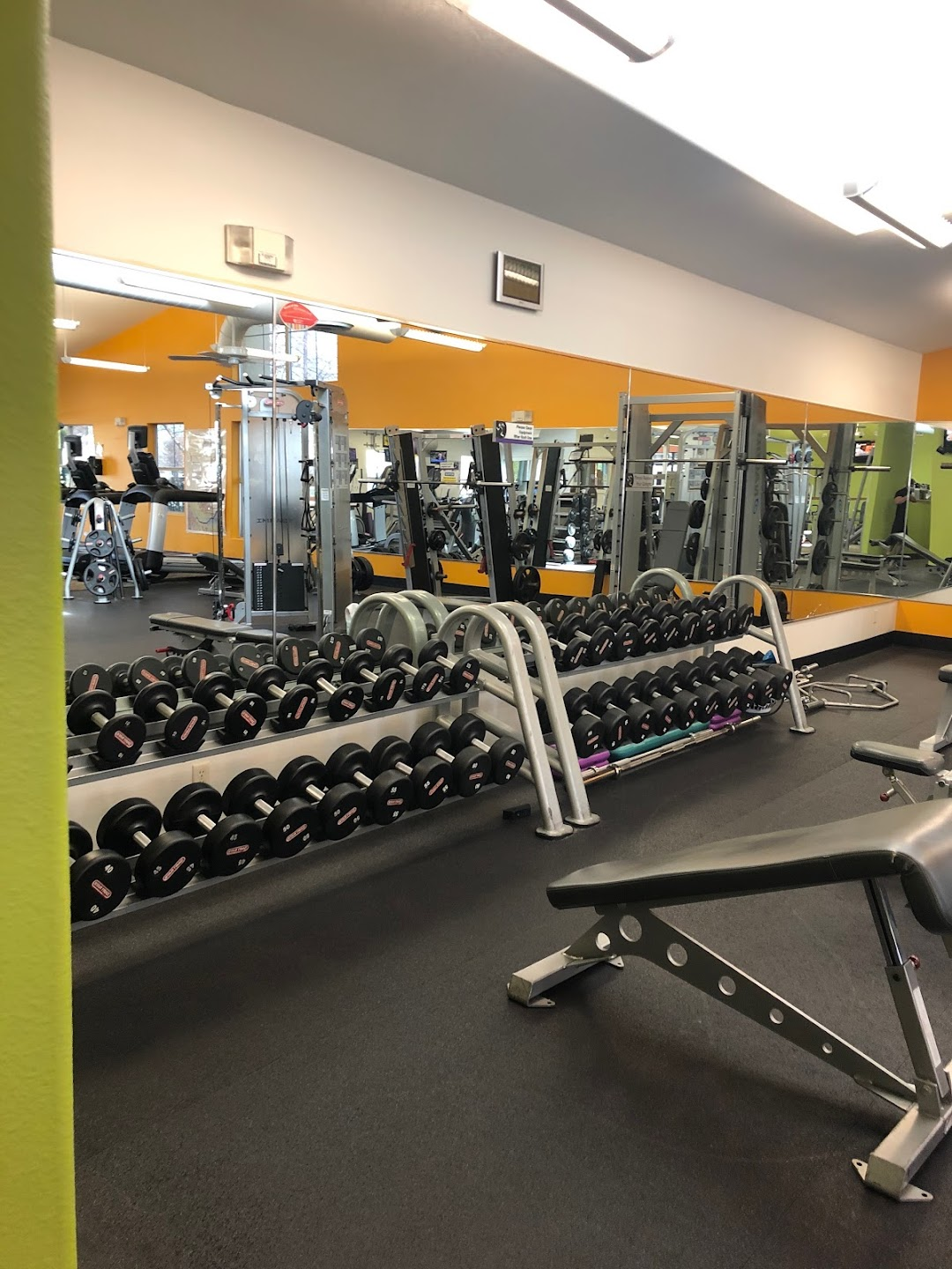 Anytime Fitness In The City Meridian