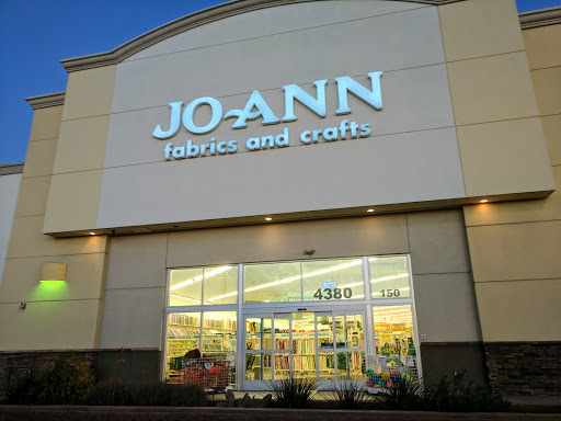 Fabric Store «Jo-Ann Fabrics and Crafts», reviews and photos, 4380 N Oracle Rd #150, Tucson, AZ 85705, USA