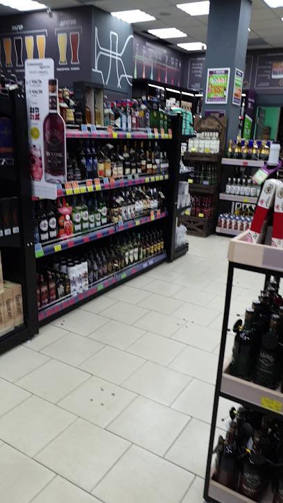 Монопольный магазин алкогольных напитков Винлаб
