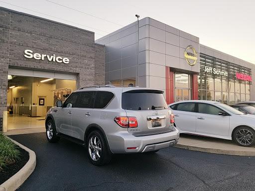 Nissan Dealer «Jeff Schmitt Nissan», reviews and photos, 725 Alpha Rd, Beavercreek, OH 45434, USA