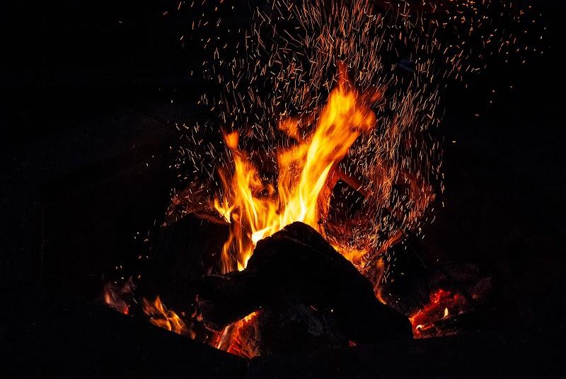 奥八女焚火の森キャンプフィールド