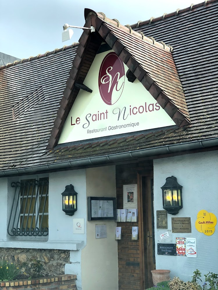 photo du resaurant Le Saint Nicolas