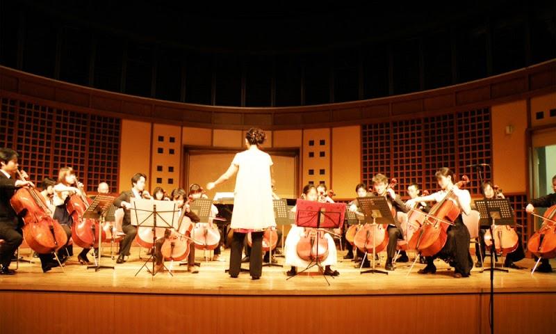 Arcoチェロ・ヴァイオリン教室(埼玉/新座教室)