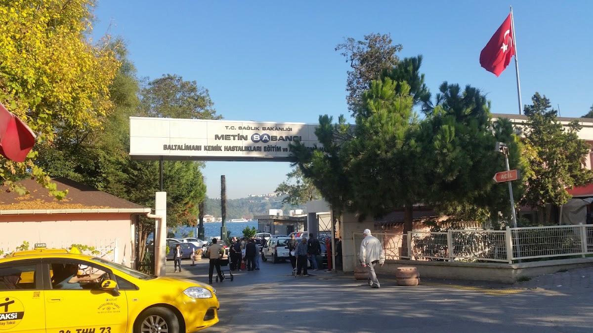 Google review of Baltalimanı KEMİK HASTALIKLARI by Hurşit İlbeyi