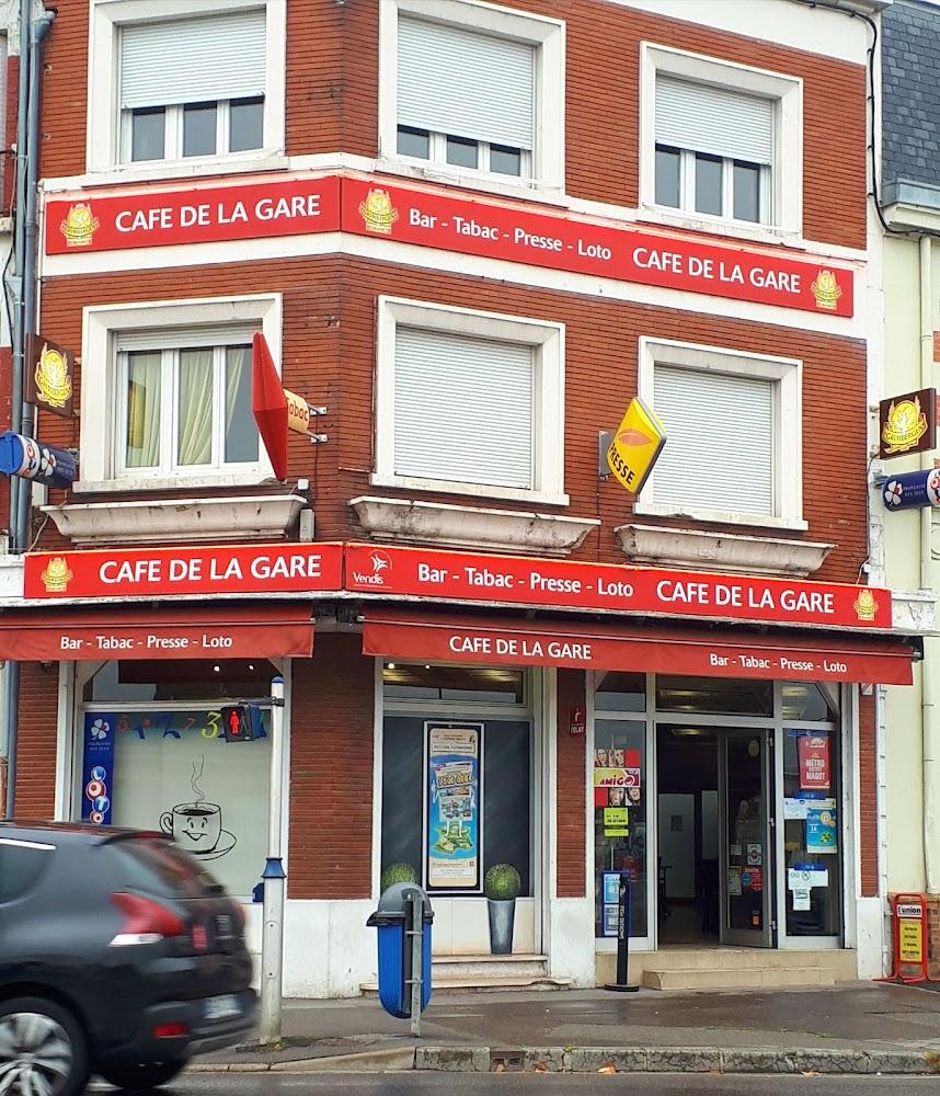 photo du resaurant Café de la Gare