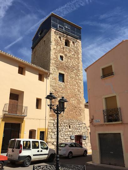 Alcalalí Tower