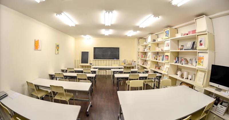 絵画教室「アトリエCHICORA」(旧「YOTSUYA 絵本作家のアトリエ」)