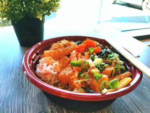 Poke Town Sushi + Seafood Bar