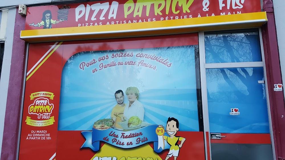 photo du resaurant Pizza Patrick