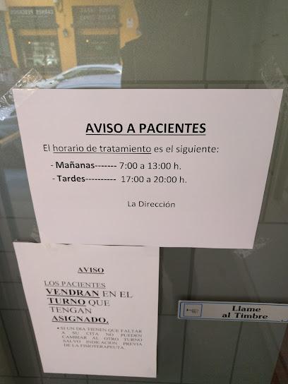 Clinica de Rehabilitación Narvaez en Granada