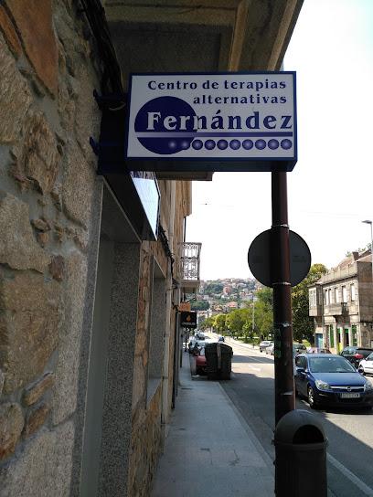 imagen de masajista Centro de terapias alternativas Fernández