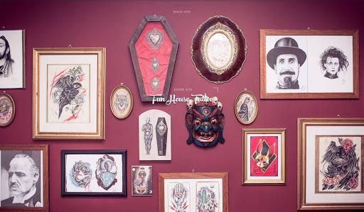 Fun House Tattoo Shop Macerata