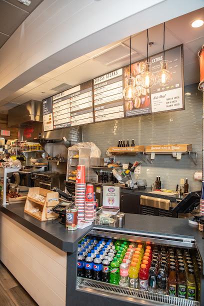 Sandwich shop Jersey Mike's Subs