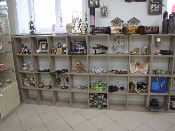 Строительный магазин «Аладдин-Дом» в городе Хабаровск, фотографии