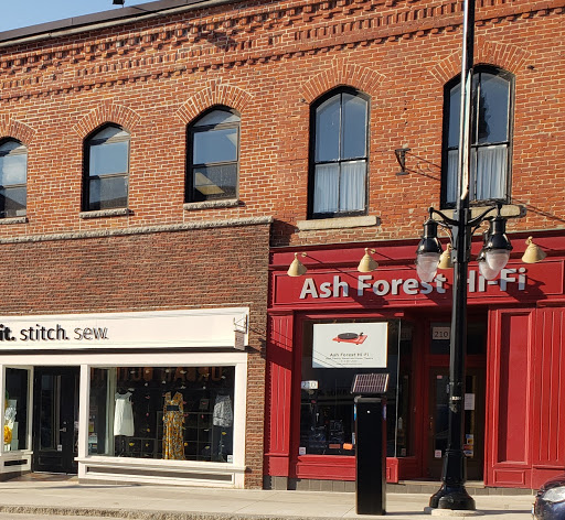 Electronics repair shop Ash Forest Hi-Fi in Kingston (ON) | LiveWay
