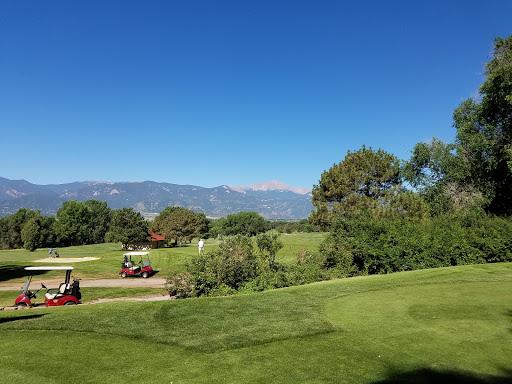 Golf Course «Patty Jewett Municipal Golf Course», reviews and photos, 900 E Espanola St, Colorado Springs, CO 80907, USA