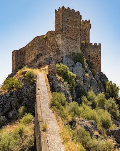Castillo De Luna de Alburquerque