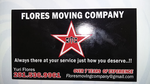 Mover «Flores Moving Company», reviews and photos