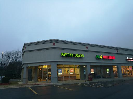 PLS Loan Store, 7300 Barrington Rd, Hanover Park, IL 60133, Loan Agency