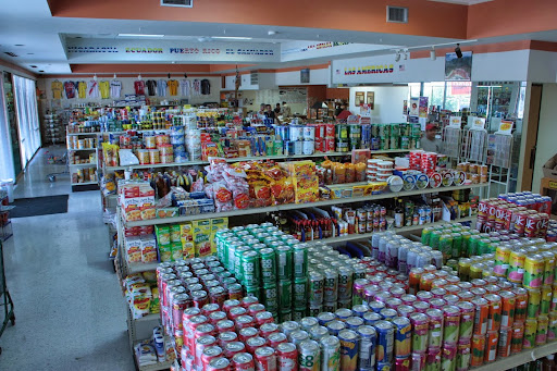 Grocery Store «Las Americas Latin Market», reviews and photos