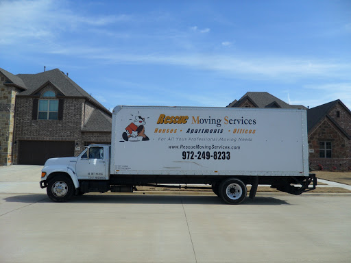Rescue Moving Services, 125 Simpson Ct, Lewisville, TX 75067, Mover