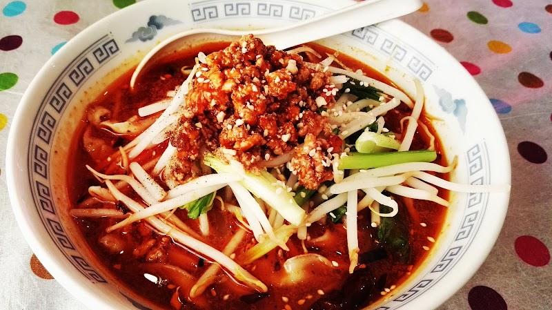 福香源 刀削麺
