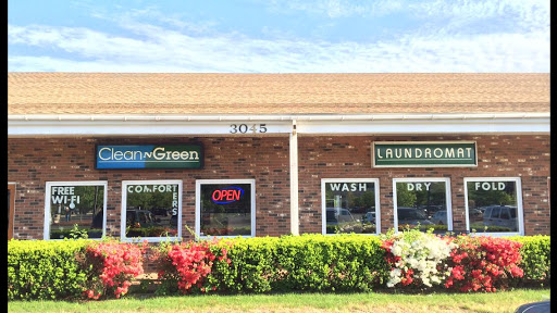 Laundromat «Clean N Green Laundromat», reviews and photos, 3045 Main St, Glastonbury, CT 06033, USA