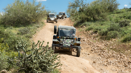 Desert Wolf Tours