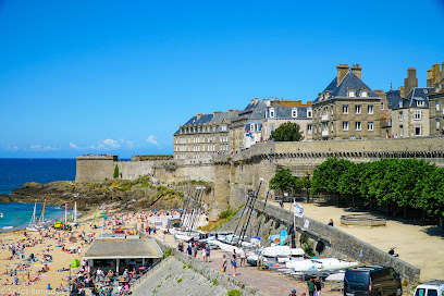 Bon Secours beach